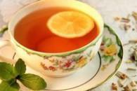 Чай з лимоном користь і шкода