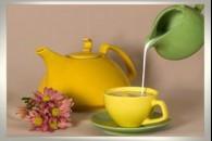 Чай з молоком, користь чи шкода