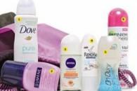 Чим відрізняється дезодорант від антиперспиранта