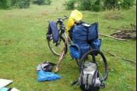 Що взяти в велопохід