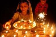 Дипавали (дівалі) ведичний свято індії