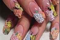 Дизайн нігтів в домашніх умовах