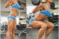 Фітнес тренування: як накачати ноги