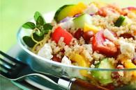 Грецький салат з лободою