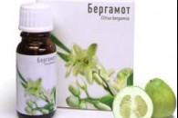 Ефірна олія бергамоту для шкіри