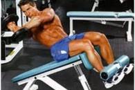 Як накачати бічні м'язи преса виконуючи нескладні вправи