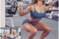 Як накачати м'язи ніг в тренажерному залі