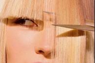 Як підстригти чубок