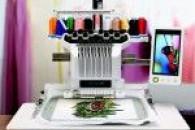 Як працювати на вишивальної машини