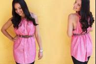 Як зробити плаття з сорочки