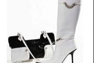Як доглядати за білою взуттям