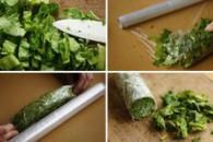 Як заморозити зелень на зиму