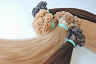 Капсульне нарощування волосся