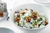 Картопляний салат з вершковим соусом