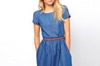 Літні короткі сарафани - жіночність і витонченість на піку моди
