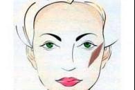 Макіяж, зачіска, аксесуари для трикутної форми обличчя