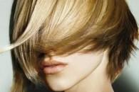 Маска для блиску волосся