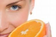 Маска для обличчя з вітаміном з