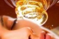 Маска для жирної шкіри з меду