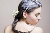 Маска з майонезу для волосся