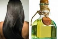 Маски для волосся з касторовою олією