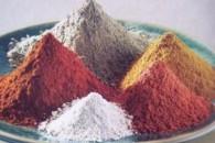 Маски з глини