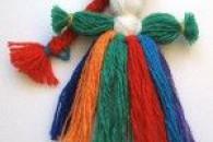 Майстер-клас зі створення ляльки з ниток своїми руками