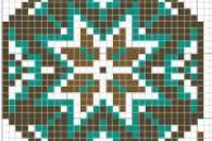Майстер-класи з верстатного й ручному плетінню ґерданів з бісеру