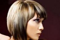 Мелірування на темне волосся