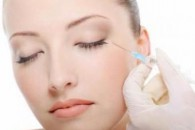 Мезотерапія навколо очей