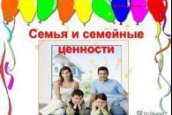 Справжнє щастя можливе в сім'ї