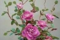 Основні принципи бісероплетіння квітів для початківців