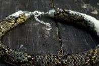 Основні види і техніка плетіння бісерних джгутів