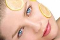 Відбілююча маска для обличчя: з жовтка з лимоном