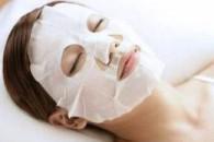 Відбілююча маска для обличчя