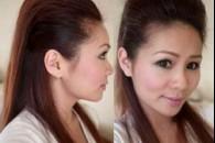 Зачіска з начосом