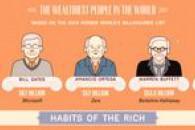 Звички багатих людей