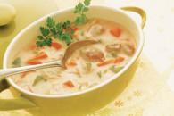 Рисовий суп з індичкою