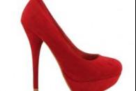 З чим носити червоні туфлі