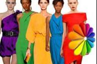 Поєднання кольорів в одязі по колірному колу