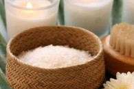 Сольовий скраб для тіла (від целюліту) та особи. Як зробити соляне мило-скраб