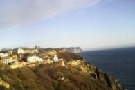 Свято-Георгіївський чоловічий монастир в криму (фиолент)