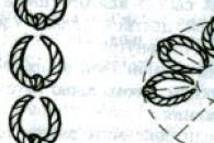 Техніки вишивання тамбурним швом