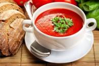 Томатний суп по-італійськи