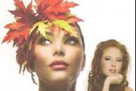 Варіанти осіннього макіяжу з фото та описом