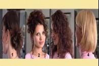 Відео - 4 простих укладання волосся