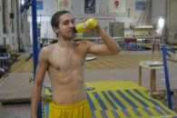 Вода під час тренування