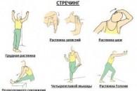 Виконуємо стретчинг вправи